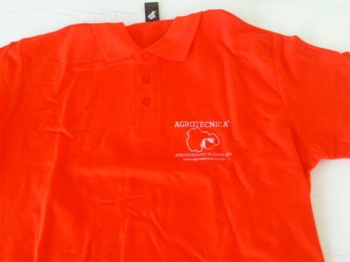 T-Shirt Personalizada Agrotécnica