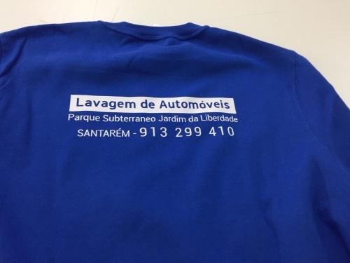 Sweat Personalizada Lavagem de Automóveis