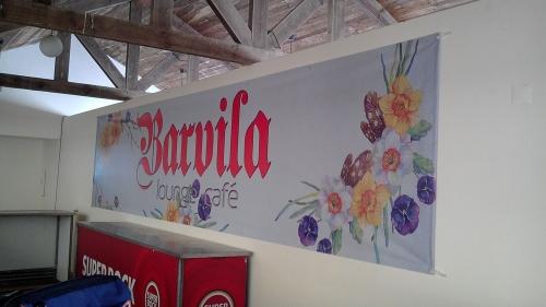 Lona Personalizada Barvila