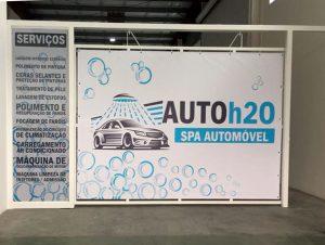 Lona Personalizada Para a Autoh20
