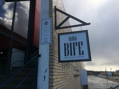 Reclamo feitó Bife