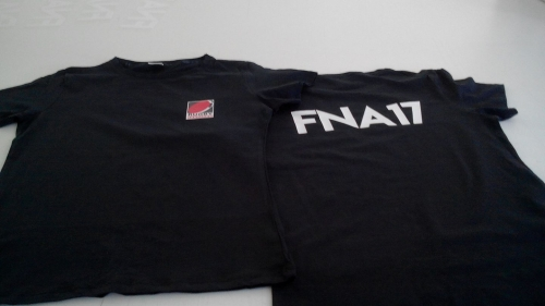 T-Shirt Personalizada Rugby Santarém para a FNA 2017